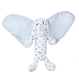Teddy Baby Big Ears Elefant Skallra