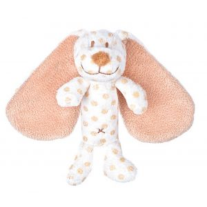 Teddy Baby Big Ears Hund Skallra