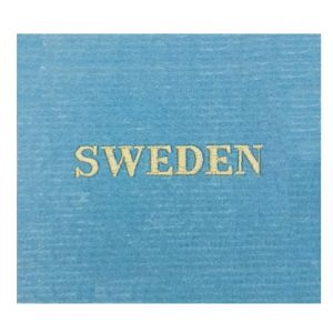 Disktrasa Blå SWEDEN