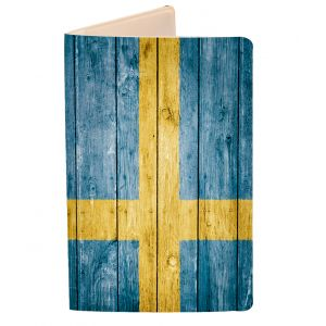 Plånka Sverige Flagga