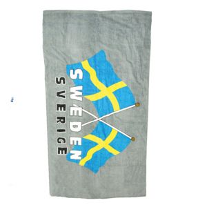 Badhandduk Sverige III