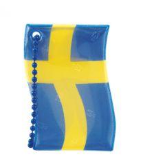 Glimmis Reflex Flagga