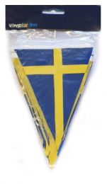Girland Sverige flagga II