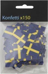 Svenska FlaggKonfetti