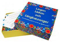 Frågespel - Lingon, Lådvin och Långkalsonger