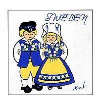 Servetter SverigePar