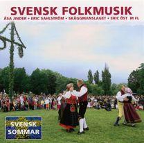 Svensk Folkmusik (CD)
