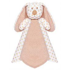 Teddy Baby Big Ears Hund Snuttefilt